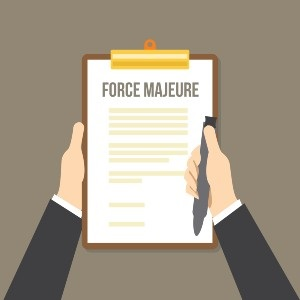 force majeure contract